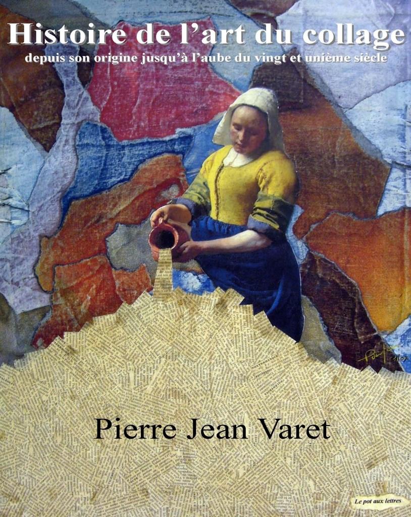 Histoire de l\'art du collage du XIIème siècle jusqu\'à nos jours (ebook)